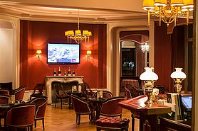 Bar Le Vieux Rivage  | Lindner Grand Hotel Beau Rivage - Interlaken/Schweiz