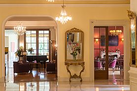 Lobby | Lindner Grand Hotel Beau Rivage - Interlaken/Schweiz