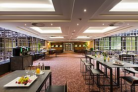 Banquet foyer event sector | Lindner Congress Hotel - Duesseldorf