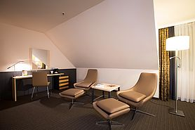 Economy Class double room | Lindner Congress Hotel Frankfurt