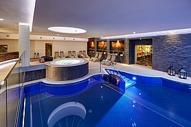Innenpool | Lindner Hotel & Spa Binshof - Speyer