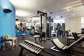 Fitness  | Lindner Hotel & Spa Binshof - Speyer
