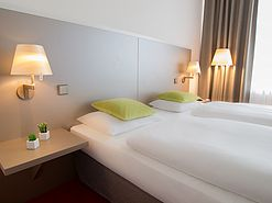 First Class Queen Size | Lindner Congress Hotel - Cottbus