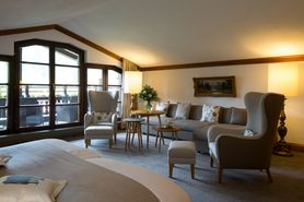 First Class Tower Suite  | Lindner Parkhotel & Spa - Oberstaufen