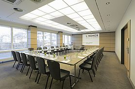Conference room Leipzig | Lindner Hotel Airport - Duesseldorf