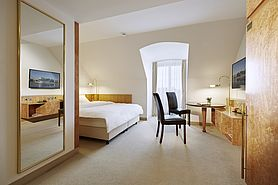 Economy class double room | Lindner Hotel Airport - Duesseldorf