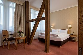 Comfort Junior Suite | Lindner Grand Hotel Beau Rivage - Interlaken/Schweiz