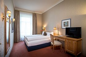 Comfort Double | Lindner Grand Hotel Beau Rivage - Interlaken/Schweiz