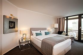 First Class double room | Lindner Congress Hotel - Duesseldorf