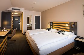 First Class double room  | Lindner Congress Hotel Frankfurt