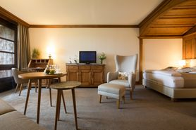First Class Junior Suite  | Lindner Parkhotel & Spa Oberstaufen