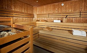 Wellness Sauna  | Lindner Hotel Am Michel - Hamburg