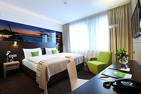 Business Class Doppelzimmer | Lindner Hotel Gallery Central - Bratislava