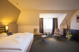Hostato Suite  | Lindner Congress Hotel Frankfurt