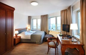 Business Class double room  | Lindner Hotel & Residence Main Plaza - Frankfurt