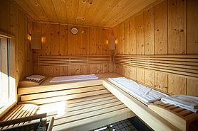 Private Spa Sauna | Lindner Parkhotel & Spa - Oberstaufen