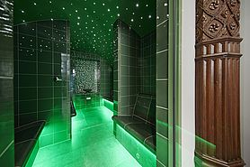 Steam bath | Lindner Hotel & Sporting Club Wiesensee