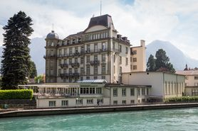 [Translate to English:] Lindner Grand Hotel Beau Rivage an der Aare