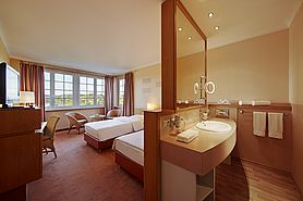 Comfort Class Twin | Lindner Hotel & Sporting Club Wiesensee