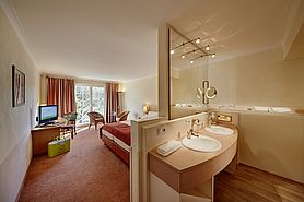 Classic Class Doppelzimmer | Lindner Hotel & Sporting Club Wiesensee