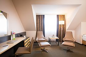 First Class twin  | Lindner Congress Hotel Frankfurt