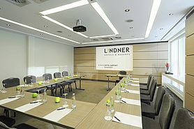 Conference room Wuppertal | Lindner Hotel Airport - Duesseldorf