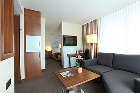 First Class Suite  | Lindner Hotel Am Michel - Hamburg