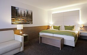Junior Suite | Lindner Hotel Airport Duesseldorf
