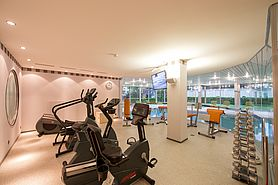 Fitness | Lindner Grand Hotel Beau Rivage - Interlaken/Schweiz