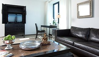 Penthouse Apartment | Lindner Boardinghouse Messe Residence - Duesseldorf