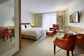 Business class double room | Lindner Hotel Airport - Duesseldorf