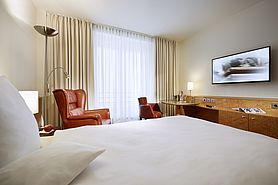 Business class single room | Lindner Hotel Airport - Duesseldorf