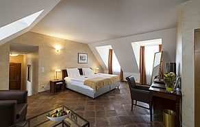 Binshof Junior Suite  | Lindner Hotel & Spa Binshof - Speyer