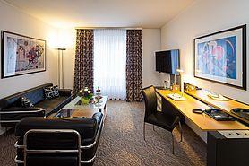 Junior Suite  | Lindner Congress Hotel Frankfurt