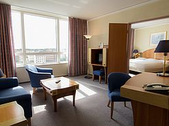 Junior Suite | Lindner Congress Hotel - Cottbus