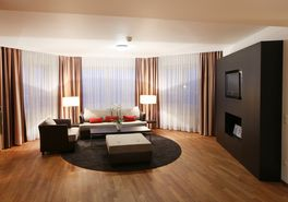 Junior Suite  | Lindner Hotel & Residence Main Plaza - Frankfurt