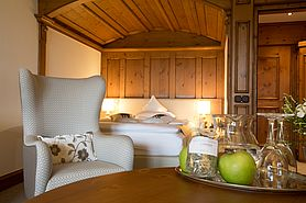 Junior Suite | Lindner Parkhotel & Spa Oberstaufen