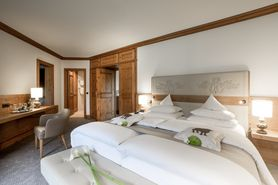 First Class Suite  | Lindner Parkhotel & Spa - Oberstaufen