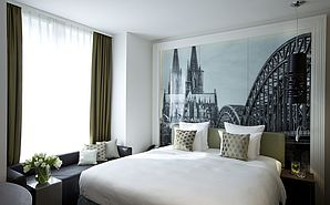 First Class Suite | Lindner Hotel City Plaza - Koeln