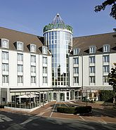 Exterior view | Lindner Hotel Airport - Duesseldorf