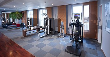 Fitness | Lindner Hotel am Michel - Hamburg