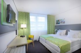 First Class double room | Lindner Hotel & Sports Academy - Frankfurt