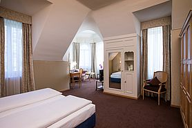 First Class Junior Suite | Lindner Grand Hotel Beau Rivage - Interlaken/Schweiz