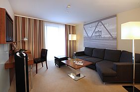 Business Suite  | Lindner Hotel Am Michel - Hamburg