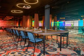 MICE Eventraum im Sky Lounge Hotel WTC Antwerp im Diamantenviertel