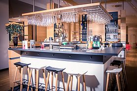 Bar | Lindner Hotel & Sports Academy - Frankfurt