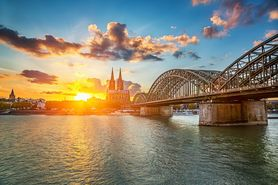 Cologne Cathedral & Hohenzollern Bridge  |