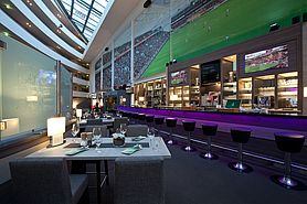 Bar Winners Place | Lindner Hotel BayArena - Leverkusen