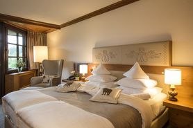First Class double room  | Lindner Parkhotel & Spa Oberstaufen