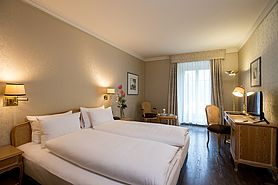 Classic Twin | Lindner Grand Hotel Beau Rivage - Interlaken/Schweiz
